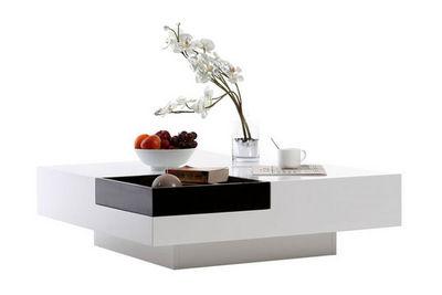 Miliboo - Tavolino quadrato-Miliboo-TEENA TABLE BASSE