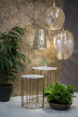 Zenza Home - Sistema d'illuminazione per controsoffitto-Zenza Home-Gold Tropic Ball Trophy