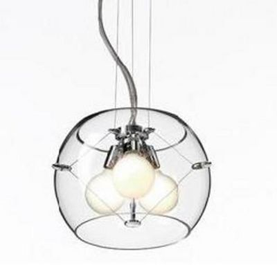 ID LIGHT - Lampada a sospensione-ID LIGHT-BELLA DONNA